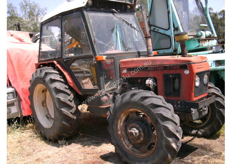 Used 1992 zetor 7211 4WD Tractors 0-79hp in , - Listed on