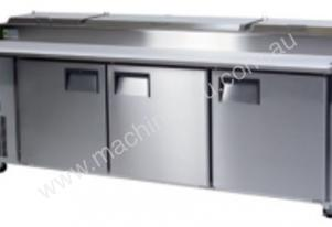 Skope - BC240-P - 3 Door Pizza Counter Chiller
