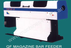 FAR QF SERIES HYDRAULIC MAGAZINE BAR FEEDER