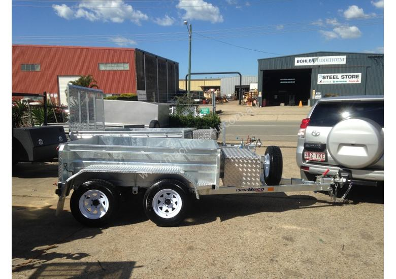 New belco bctbx tb box trailer in brendale qld for 4 box auto in tandem