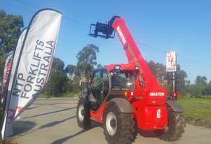 Looking for a quality used Manitou Telehandler?
