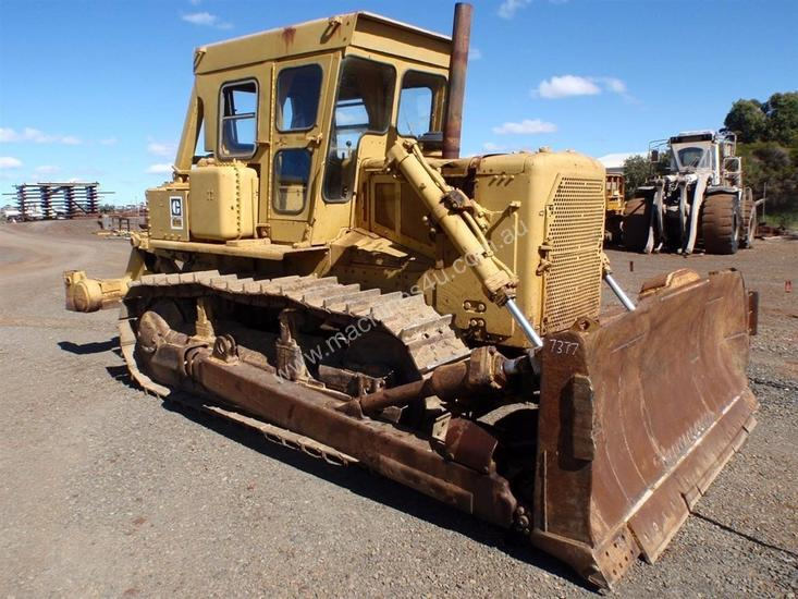 Parts and Wrecking 1978 Caterpillar D7G Dozer Wrecking in , - Sold