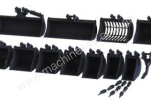 MINI EXCAVATOR BUCKETS AND ATTACHMENTS FOR HIRE
