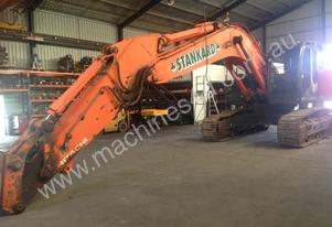HITACHI ZX330-3 EXCAVATOR *WRECKING*
