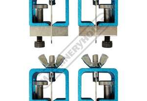 BWC-4 Butt Welding Aluminium & Steel Clamp Set 0 - 3mm Clamping Thickness Set of 4 Clamps