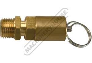 Safety Relief Valve Air Fittings 1/4