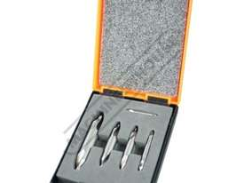 D508 HSS Industrial Centre Drill Set - 5 Piece No. 1, 2, 3, 4, 5 - picture0' - Click to enlarge