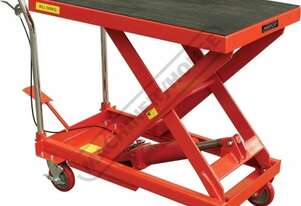 LT-500 Hydraulic Lifter Trolley 500kg Load Capacity 295 ~ 780mm Lift Height