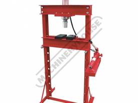 PP-20 Workshop Hydraulic Press 20 Tonne Sliding Cy