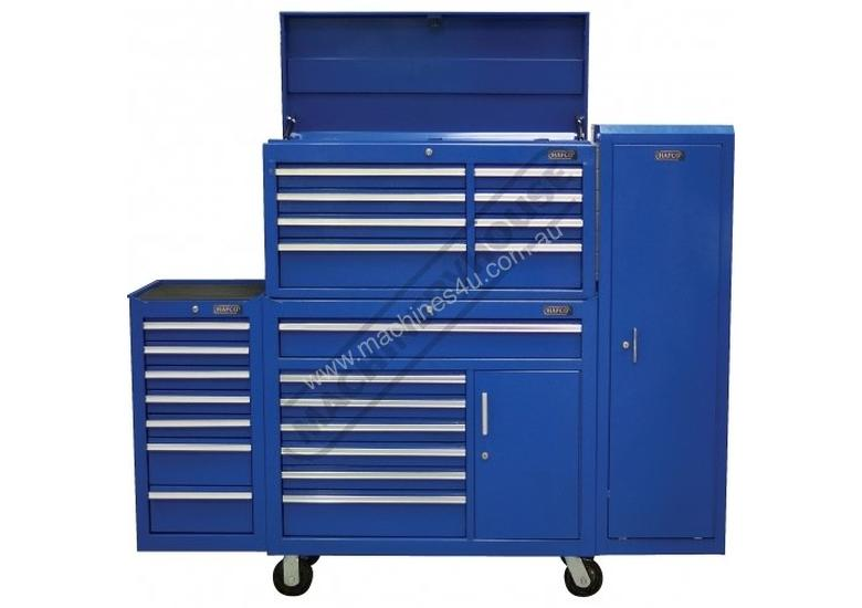 ICH-8D Industrial Series Tool Chest 8 Drawers 1051 x 445 x 552mm