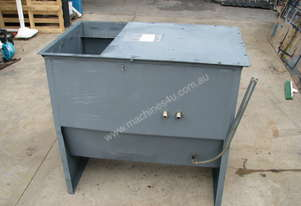 Large Water Liquid Oil Holding Tank - 450 Litre