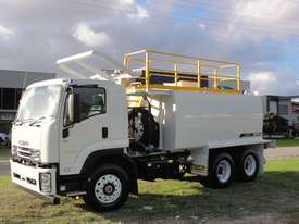 2020 Isuzu FVZ 260/300 Mine Spec Water Truck  - picture3' - Click to enlarge