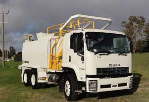 2018 Isuzu FVZ 260/300 Mine Spec Water Truck