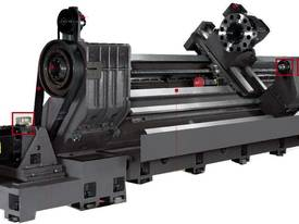 LEADWELL LTC-60 BOXWAY CNC LATHE - picture1' - Click to enlarge