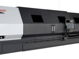 LEADWELL LTC-60 BOXWAY CNC LATHE - picture0' - Click to enlarge