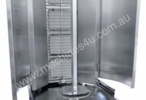 Royston 4 Burner Infrared Vertical Rotisserie (Kebab Machine)