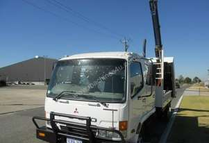 2006 MITSUBISHI FUSO FIGHTER 6.0 CREW CAB