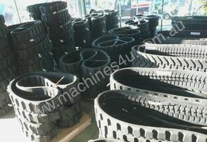 RUBBER TRACKS FOR SALE!