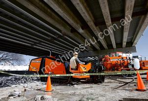 Ditch Witch JT25, 27k lbs directional drill