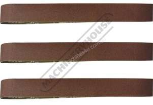A8006 400G Aluminium Oxide Linishing Belt Pack 915 x 50mm (36