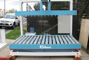 Scissor Lift with Material Auto Feeder Loader