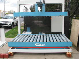 Scissor Lift with Material Auto Feeder Loader - picture0' - Click to enlarge