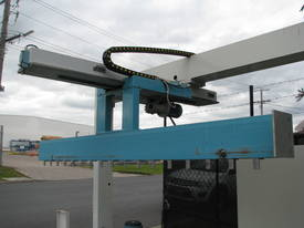 Scissor Lift with Material Auto Feeder Loader - picture3' - Click to enlarge