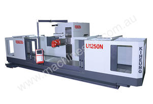 CNC Bed type milling machine KNC-U1250