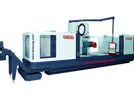 CNC Bed type milling machine KNC-U1250 - picture2' - Click to enlarge