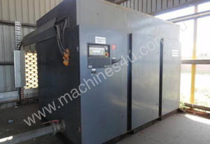 GA 250 250KW screw air compressor 1200CFM