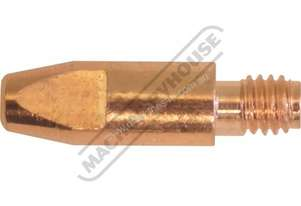 PCT0005-12 1.2mm Contact Tip - Steel Suits SB36, SB38 Mig Torches (Includes Qty 10 Contact Tips)