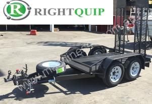 Rightquip New 19' Scissor lift Trailer