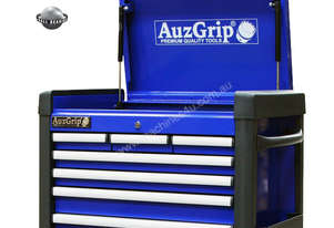 A00012 - Auzgrip 7 DRAWER CHEST CABINET BLUE