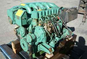 VOLVO PENTA MD30A/ 62HP 4 CYL MARINE DIESEL ENGINE