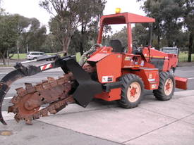 ditch witch 6520 subsoil trencher ,  595 hrs  - picture1' - Click to enlarge
