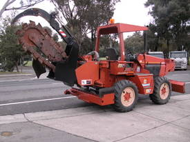 ditch witch 6520 subsoil trencher ,  595 hrs  - picture3' - Click to enlarge