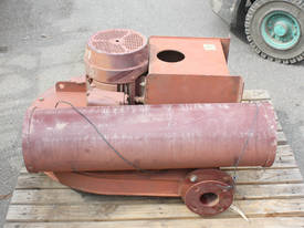 5.5kW Heavy Duty Centrifugal Blower Fan Forge Furn - picture2' - Click to enlarge