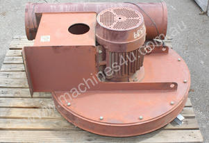 5.5kW Heavy Duty Centrifugal Blower Fan Forge Furn