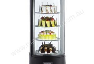 F.E.D. RTC-72L Rotating Refrigerated Display