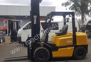 YALE FORKLIFT 4 Ton 6000mm Lift Container Mast