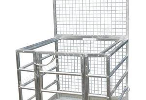 Safety Cage Work Platform Flatpack Sydney Stock