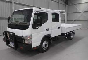 2005 Fuso Canter 3.5t Crew Cab Tray Truck