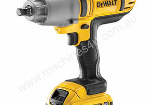 IMPACT WRENCH 1/2DR  18VOLT 413NM 4AH
