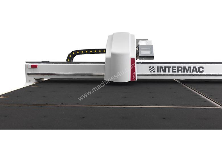Intermac Genius 37-61 CT Tables and lines for float glass