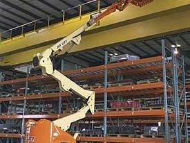 JLG M400AJPN Electric Boom Lift - picture0' - Click to enlarge