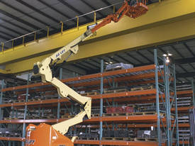 JLG M400AJPN Electric Boom Lift - picture15' - Click to enlarge