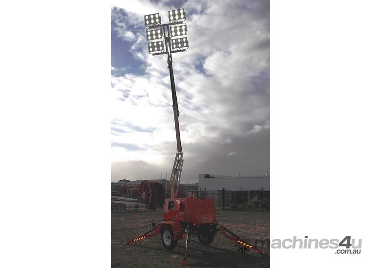 JLG LED 6 Lighting Tower - AUSTRALIAN MADE