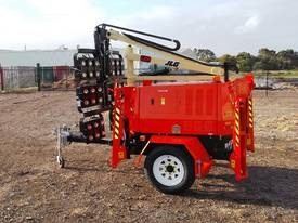 JLG LED 6 Lighting Tower - AUSTRALIAN MADE - picture18' - Click to enlarge