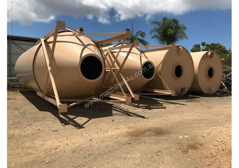 Parts And Wrecking 2016 Unknown 100 Tonne Cement Silos 4