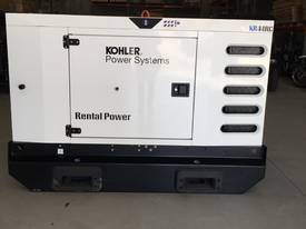 Diesel Generator Kohler KR44 Rental Spec.  - picture1' - Click to enlarge